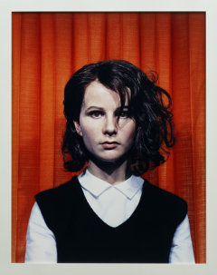 Gillian Wearing, Self Portrait at 17 Years Old, 2003. Rechte: © the artist, courtesy Maureen Paley, London, 2012.
