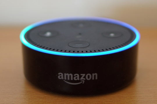 Amazon Echo Dot. Foto: jvf