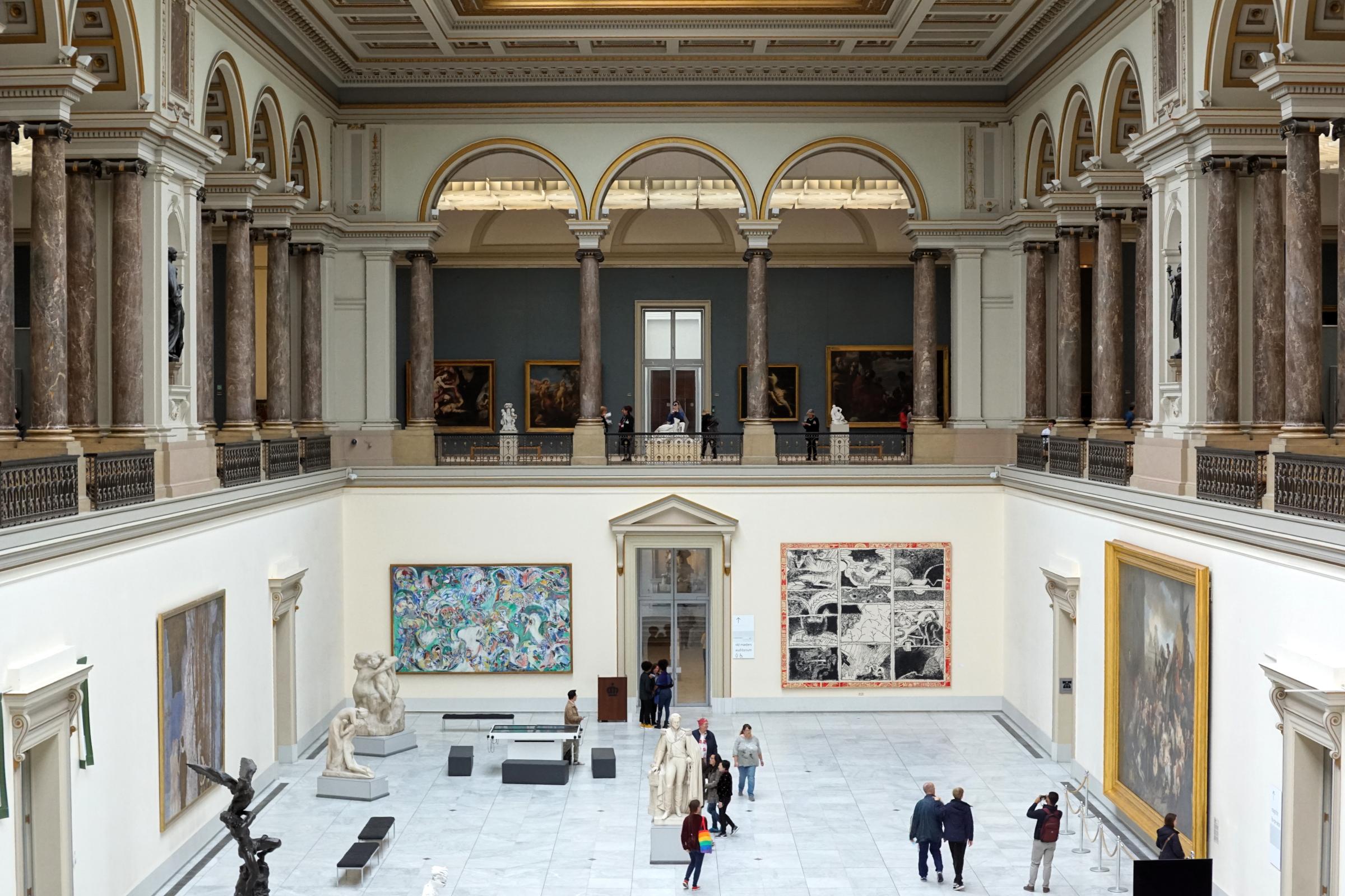 Die wichtigsten Ausstellungen in Europa: Das Frühjahr 2020 ...